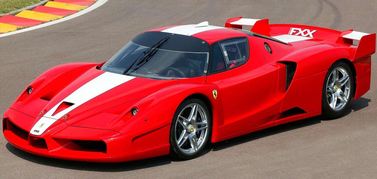 Fotografie Ferrari FXX