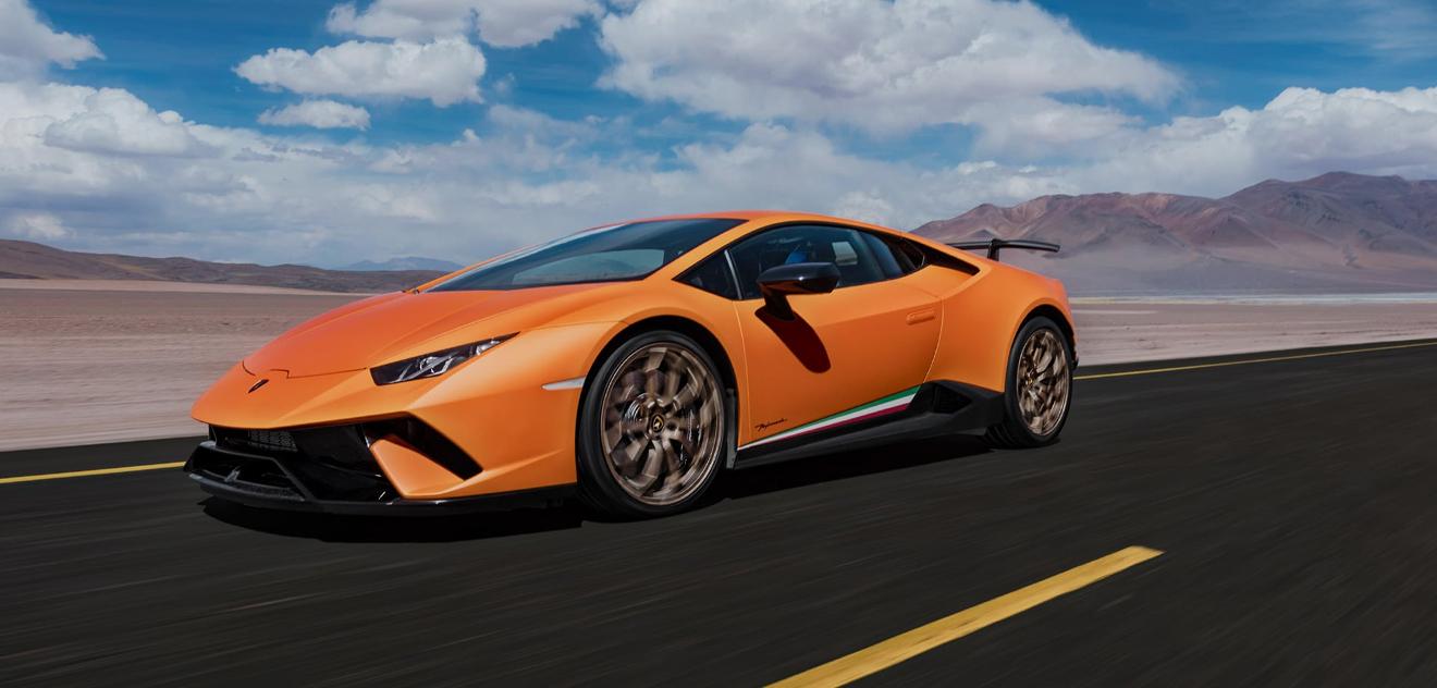 Fotografie Lamborghini Huracán