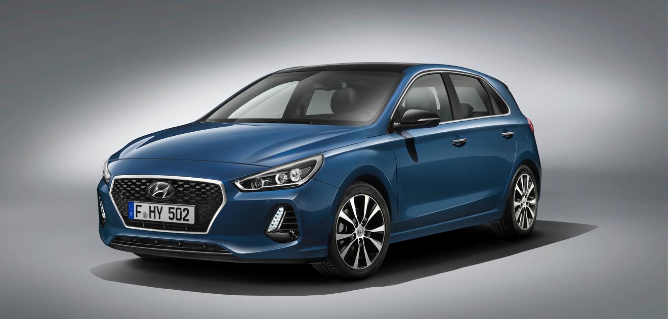 Fotografie Hyundai i30
