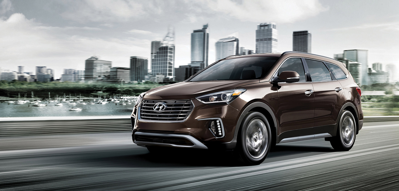 Fotografie Hyundai Santa Fe