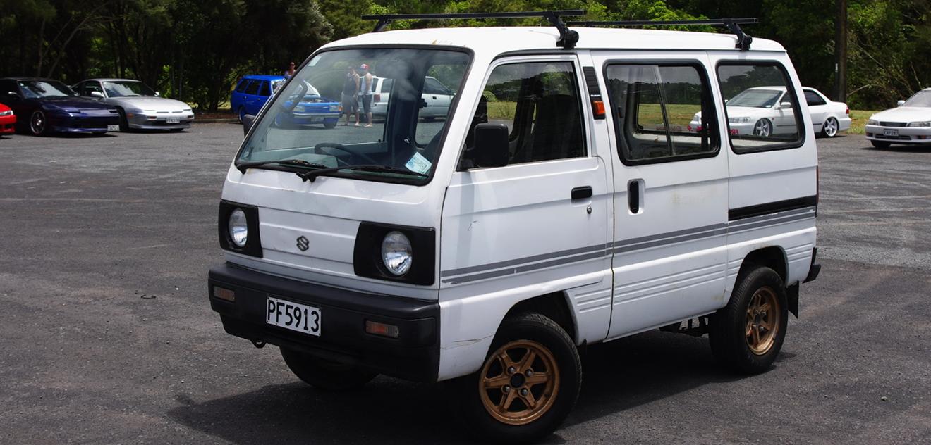 Fotografie Suzuki Carry