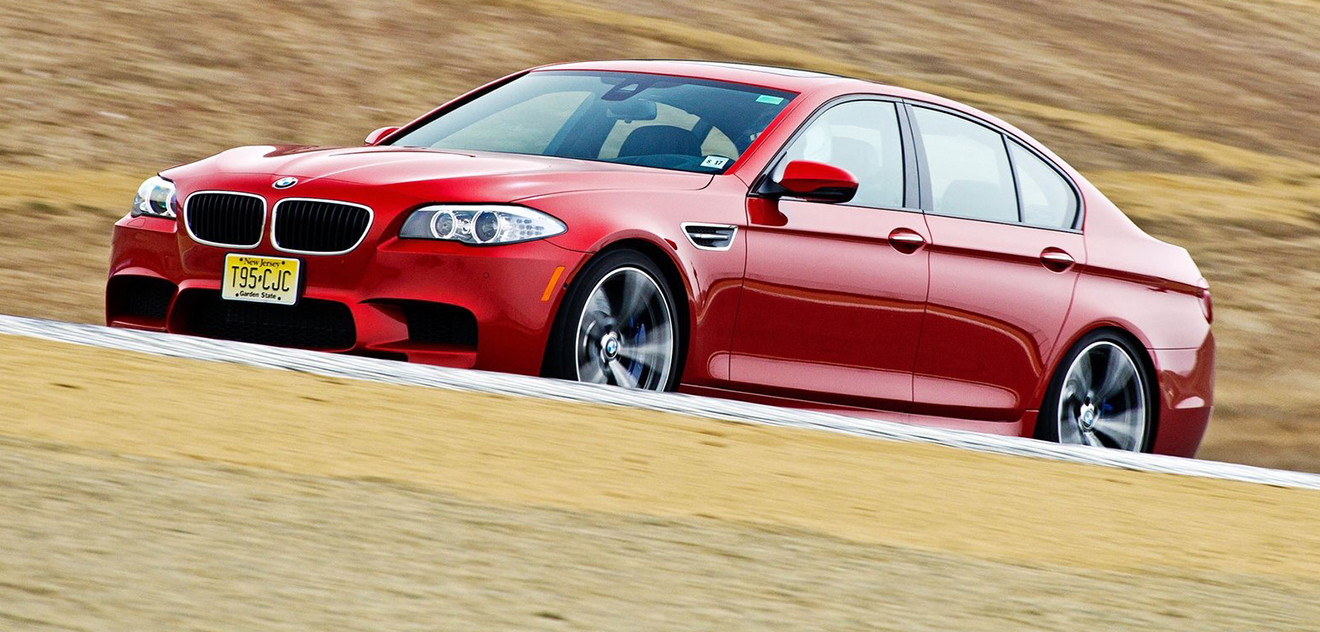 Fotografie BMW M5