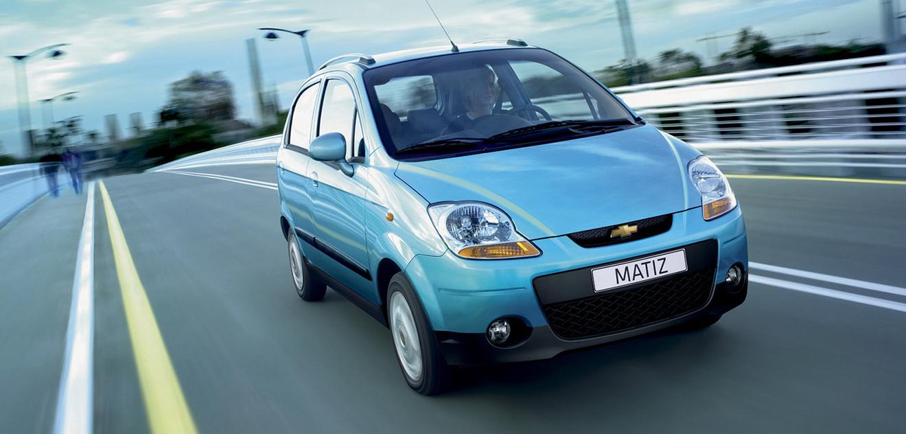 Fotografie Chevrolet Matiz