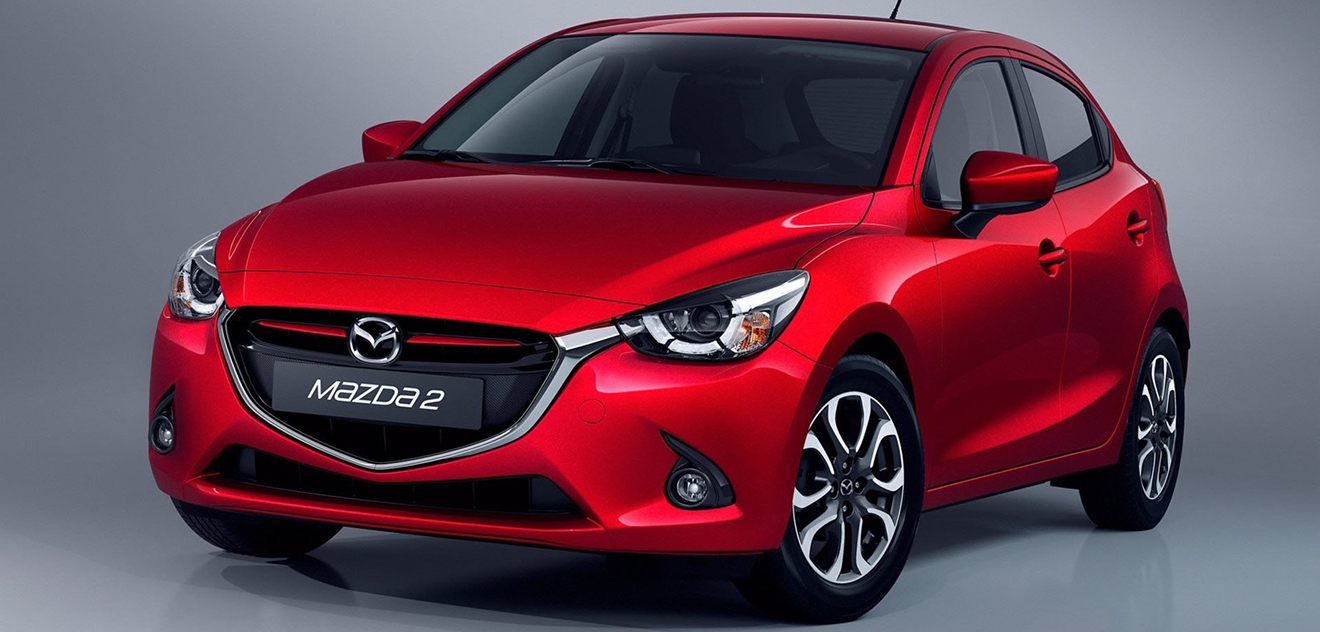 Fotografie Mazda Demio