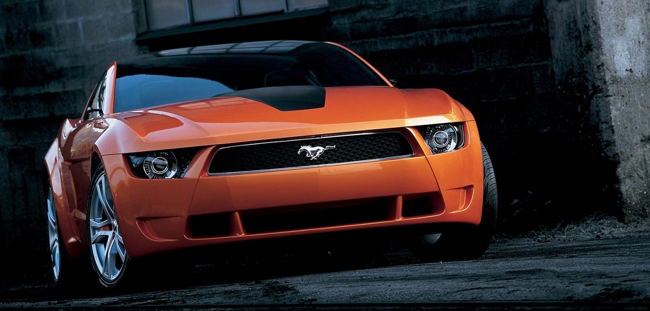 Fotografie Ford mustang fastback