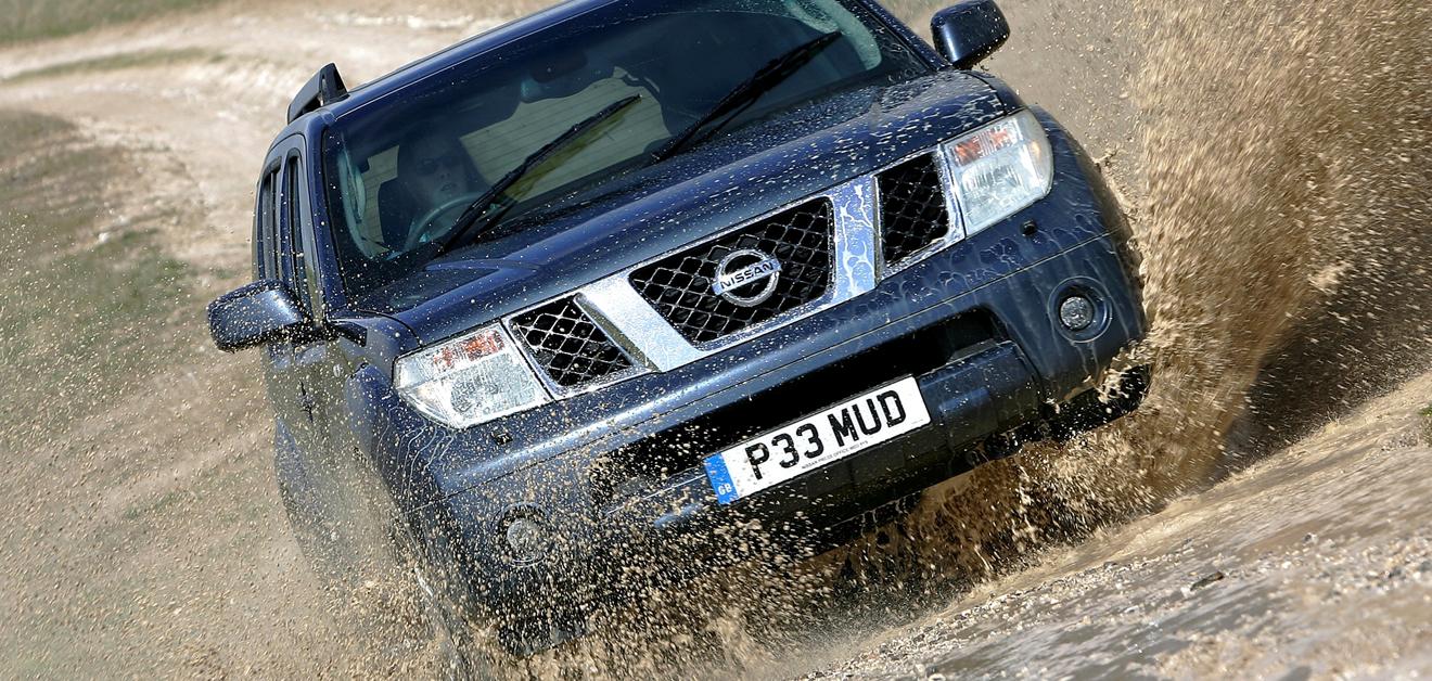 Fotografie Nissan Pathfinder