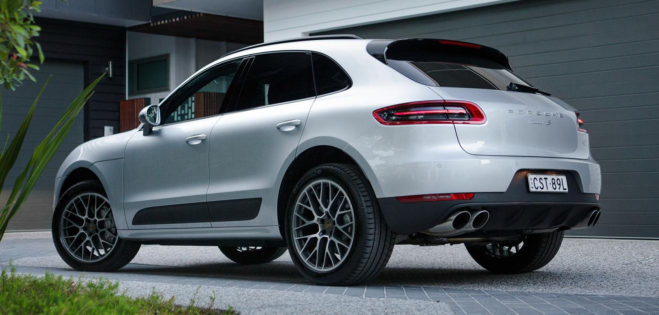 Fotografie Porsche Macan