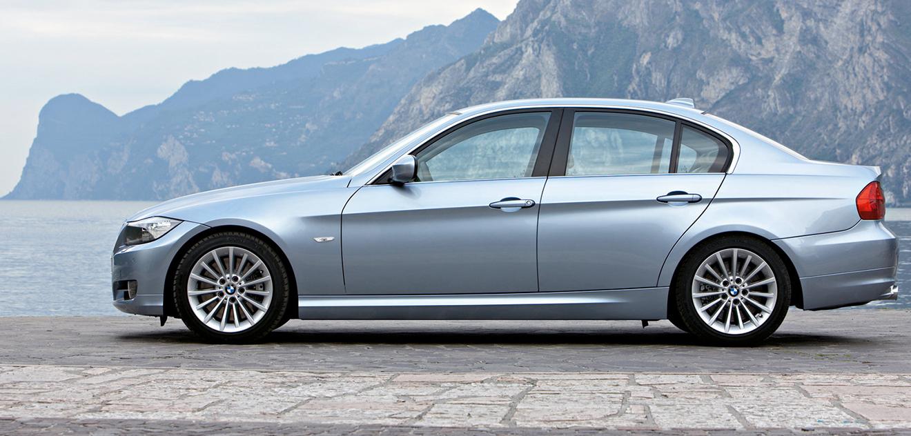 Fotografie BMW Řada 3