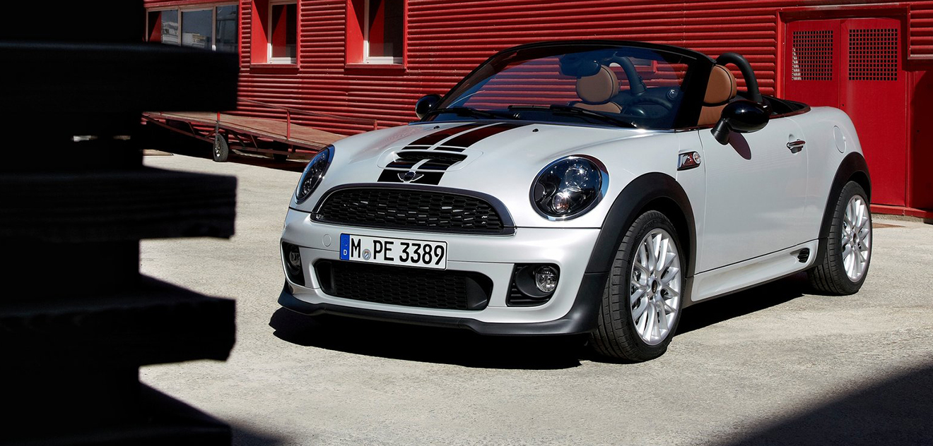 Fotografie Mini Roadster