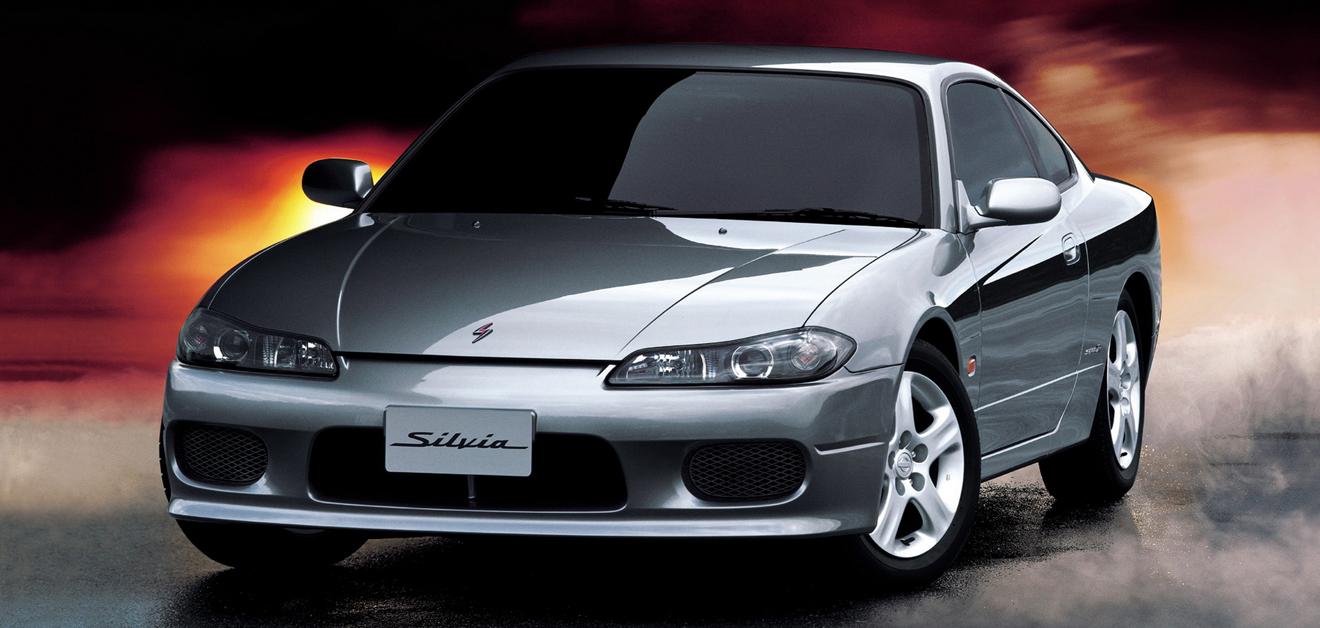 Fotografie Nissan Silvia