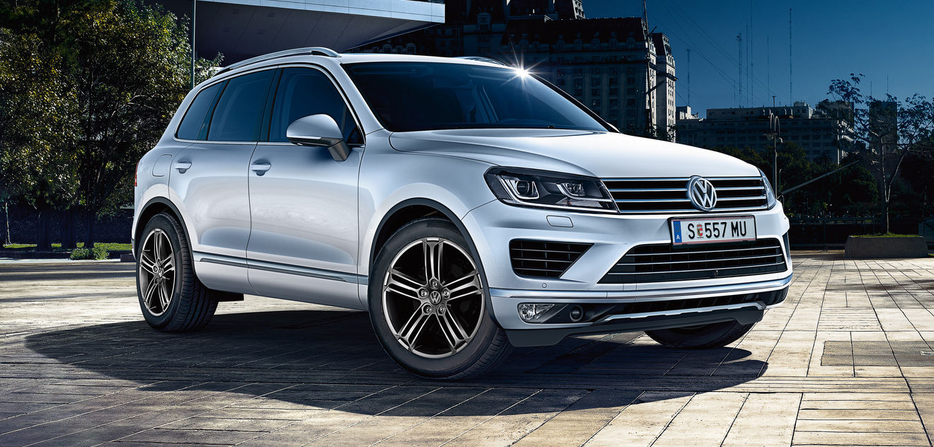 Fotografie Volkswagen Touareg