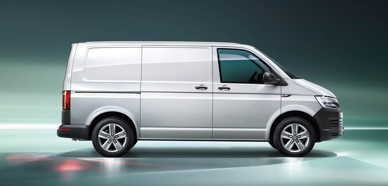 Fotografie Volkswagen Transporter