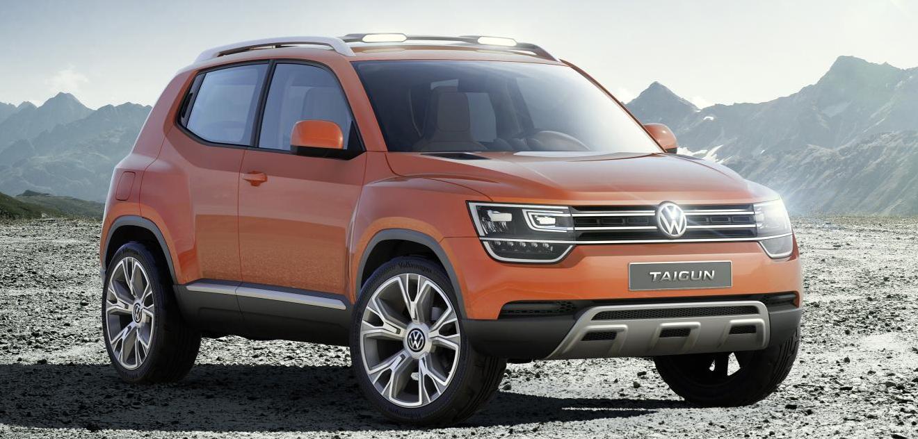 Fotografie Volkswagen Taigun