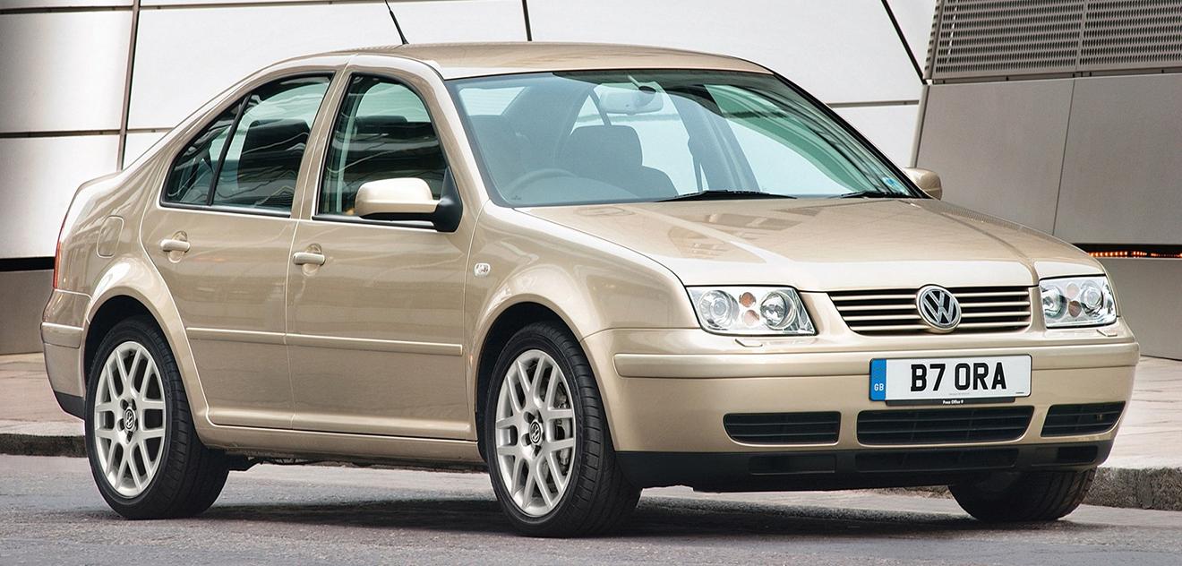 Fotografie Volkswagen Bora