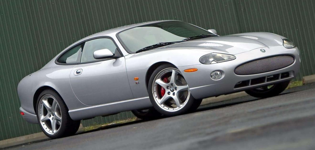 Fotografie Jaguar XKR