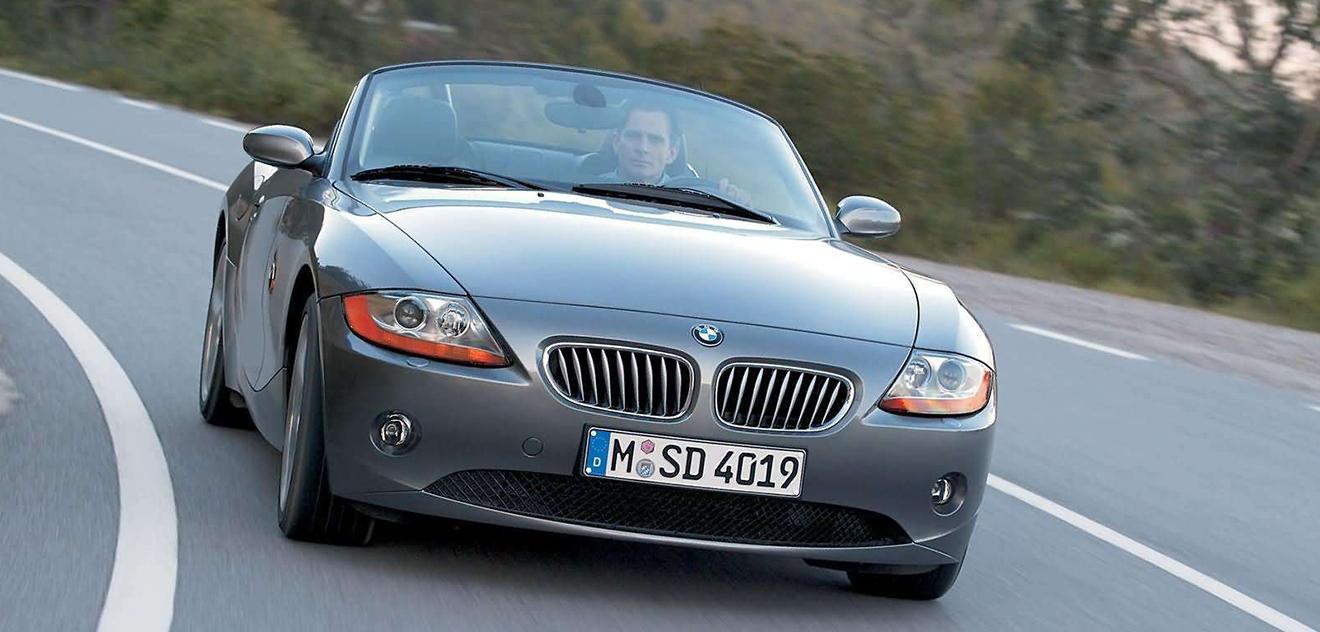 Fotografie BMW z4 roadster